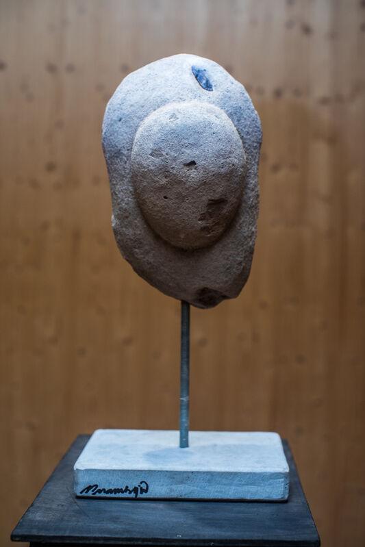 Muamby Wassaky, 'Arteologia 10', 2016, Sculpture, Natural stone, MOVART