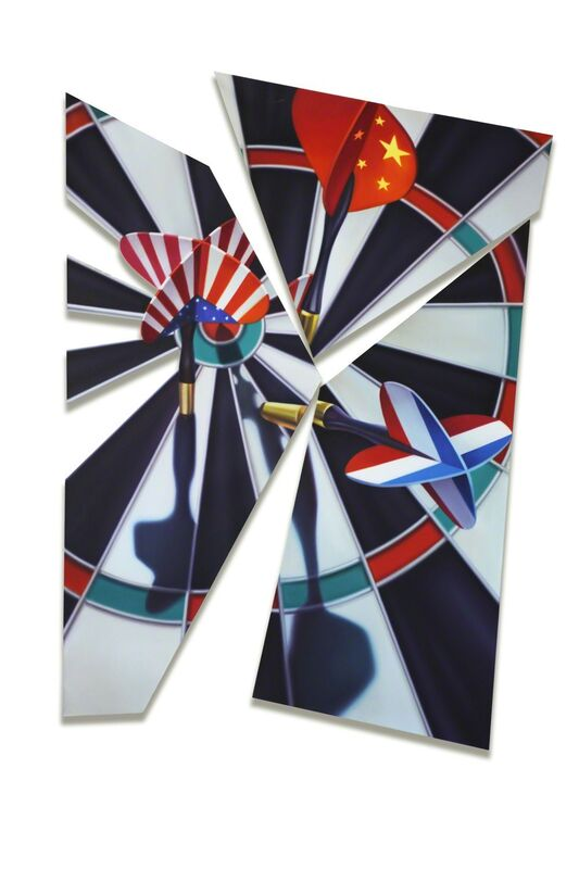 Chen Wenbo 陈文波, 'Carnival No.2', 2010, Painting, Oil on canvas, Eli Klein Gallery