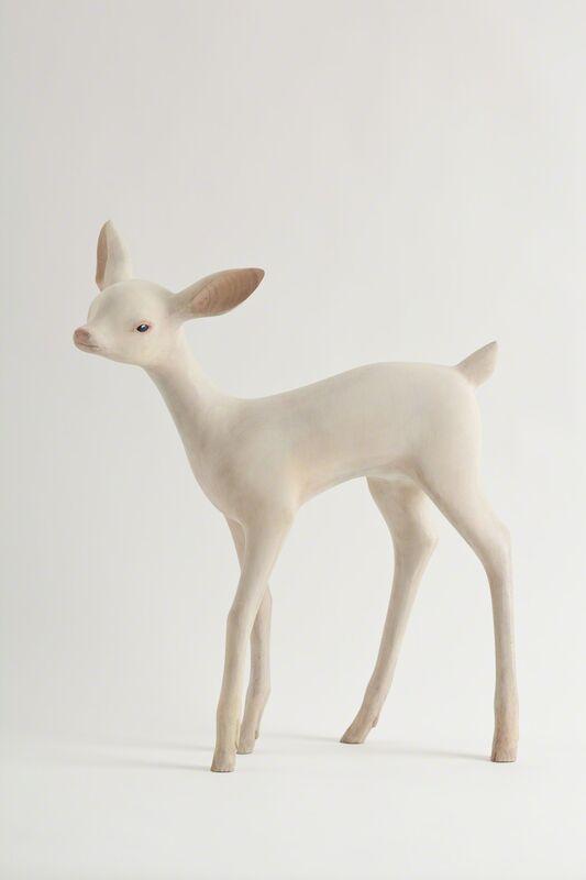 Yoshimasa Tsuchiya, 'Fawn', 2012, Sculpture, Aki Gallery