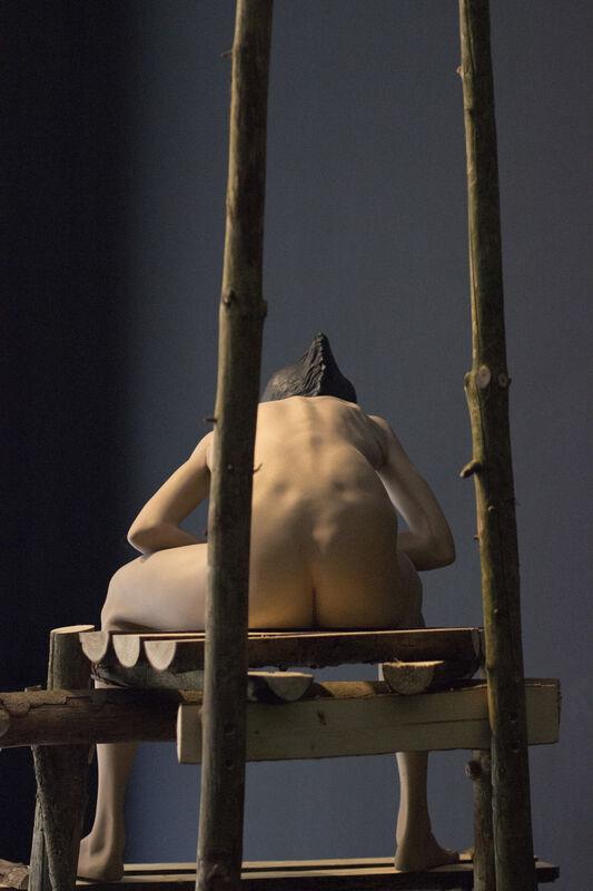 Peter Simon Mühlhäußer, 'Elana', 2013, Sculpture, Bronze, Accesso Galleria