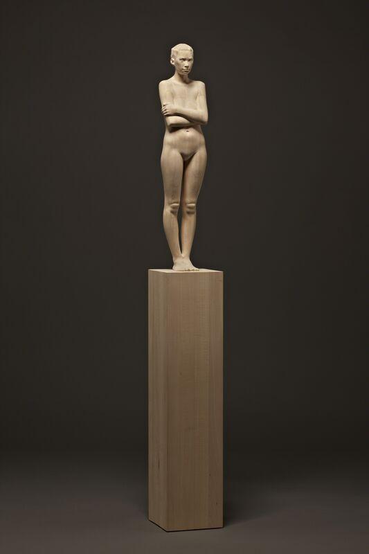 Mario Dilitz, 'No. 135', 2016, Sculpture, Limewood, hand carved, Victor Lope Arte Contemporaneo