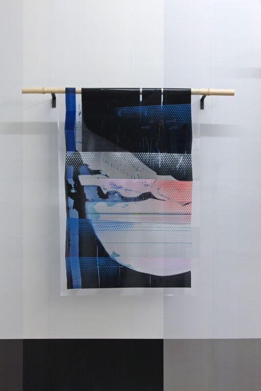 Riccardo Previdi, 'Broken Display', 2012, (blank), Uv print on PVC, Francesca Minini