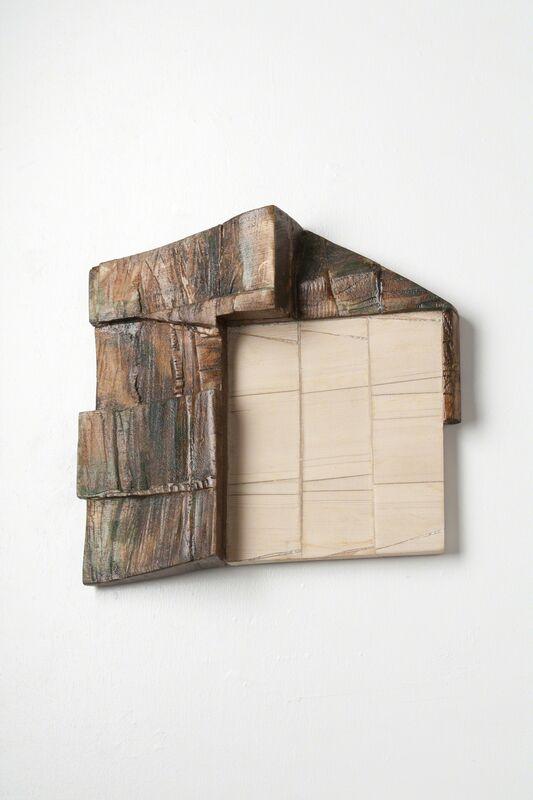 Akiko Mashima, 'Existence 13-07', 2013, Sculpture, Wood, paint, gloss, KOKI ARTS