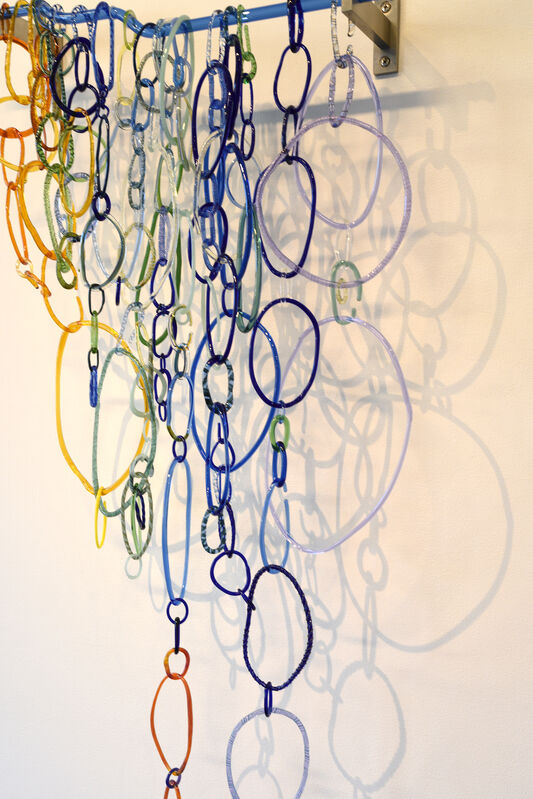 David Licata, 'Untitled', 2020, Sculpture, Torch-worked borosilicate glass, Kenise Barnes Fine Art