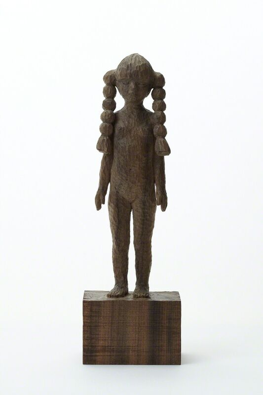 Rieko Otake, 'とんがり (Pointy)', 2014, Sculpture, Wood, Tomio Koyama Gallery