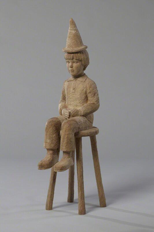 Rieko Otake, 'Darkness', 2012, Sculpture, Wood, Tomio Koyama Gallery
