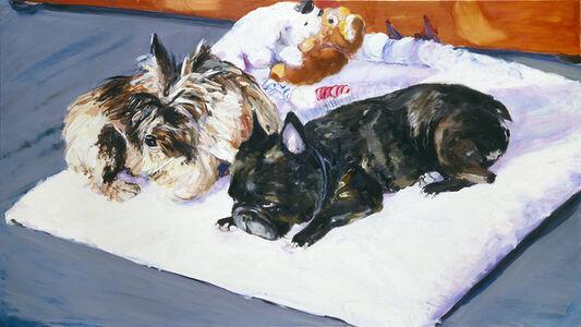 Billy Sullivan, 'Eddie and Dave', 2001