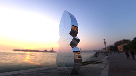Camilla Ancilotto, 'Ab Ovo Missile (Steel)', 2020