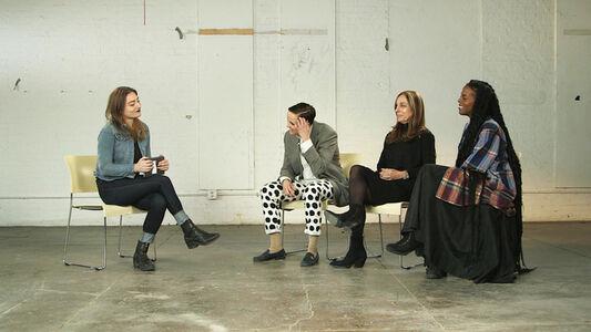 "Casey Jane Ellison, 'Ovation TV's ""Touching the Art"" (still)', 2014-ongoing"