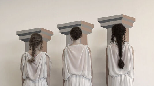 Emily Speed, 'Body Builders', 2016