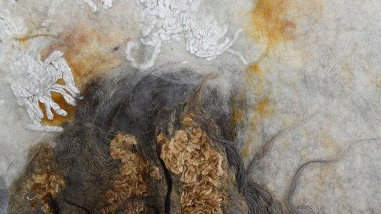 Claudy Jongstra, 'Aarde (detail), 2016; photo: courtesy Studio Claudy Jongstra', 2016