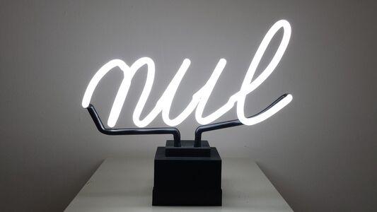 Jan Henderikse, 'NUL', 2014