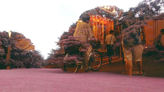 Taeko Nomiya, '自転車  Jitensha', 2019