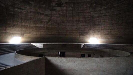 Marcel Dinahet, 'La coupole de Niemeyer Tripoli', 2013