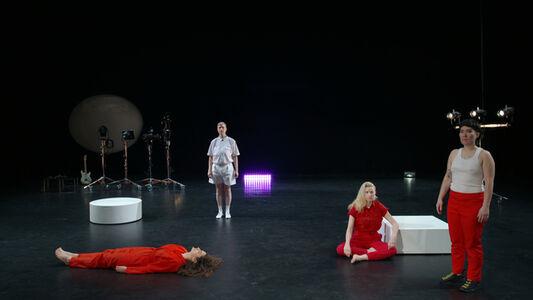 Pauline Boudry and Renate Lorenz, 'Telepathic Improvisation', 2017