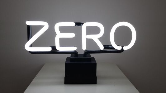 Jan Henderikse, 'ZERO', 2014