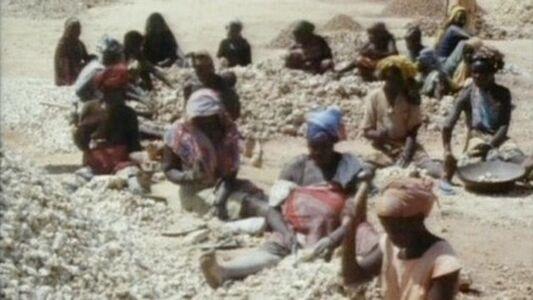 Flora M'mbegu-Schelling, 'These Hands', 1993