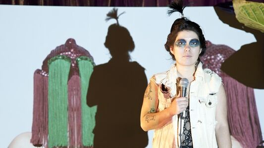 Pauline Boudry and Renate Lorenz, 'Toxic', 2012