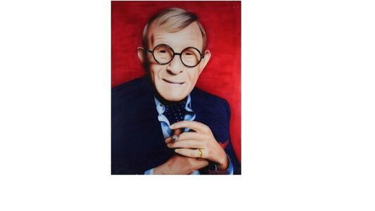 Bruce Briggs, 'George Burns', Unknown