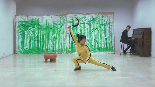 Yao Qingmei, 'Dance! Dance! Bruce Ling!', 2013