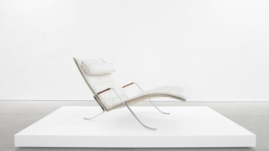 Jørgen Kastholm, 'Jørgen Kastholm & Preben Fabricius 'Grasshopper' Lounge Chair', ca. 1968