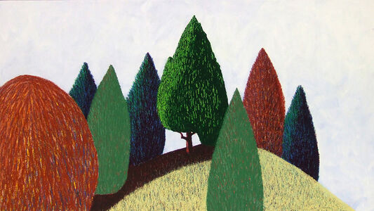 Ken Worley, 'Rockwoods XXI.17', 2006