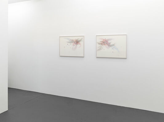 Nelleke Beltjens - irresistible non-solution, installation view