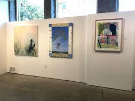 NEW ENGLAND COLLECTIVE IX, installation view