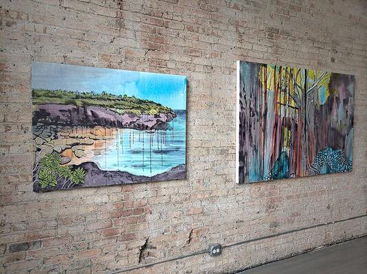 Laura Kina: Holding On, installation view