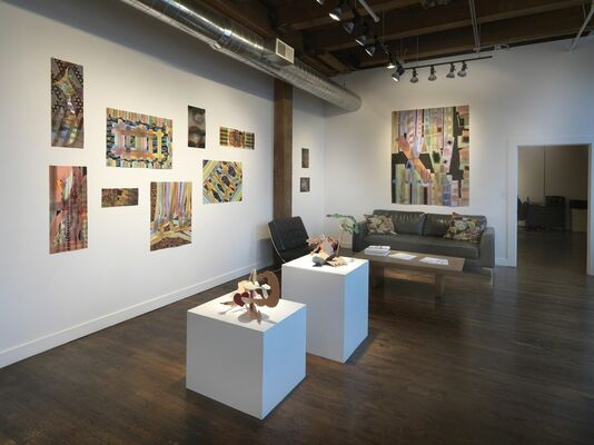 Tom Torluemke: Sweet and Sour, installation view
