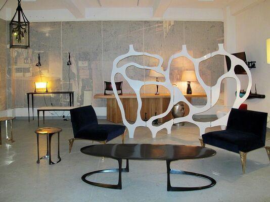 Bronze work by Anasthasia Millot, installation view