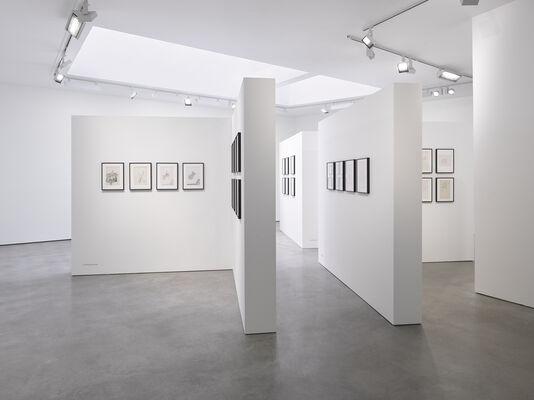 Dom Sylvester Houédard: tantric poetries, installation view