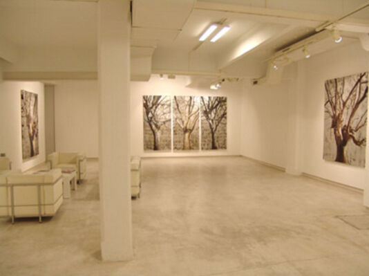 St Joseph Embroidery, installation view
