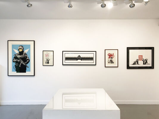 Hang-Up Collections Y19.03, installation view