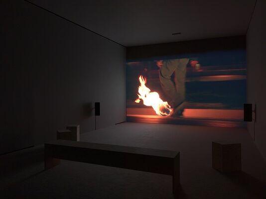 Francis Alÿs: Ciudad Juárez projects, installation view