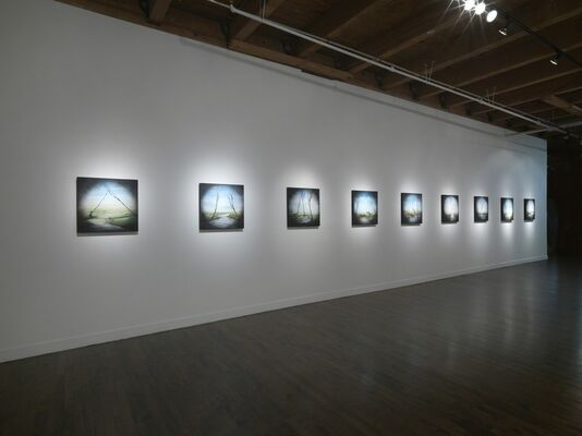 Zach Taylor: Everything Forever, installation view