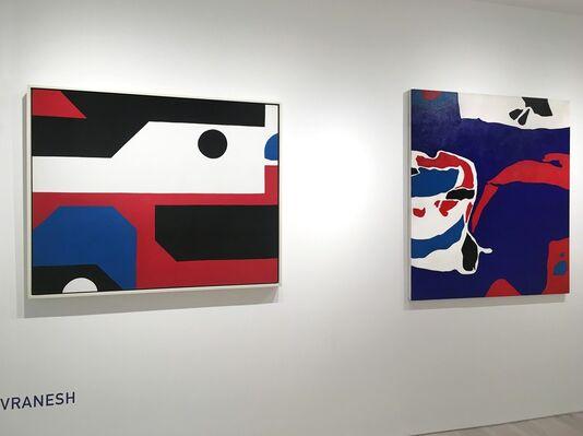 George Vranesh, installation view
