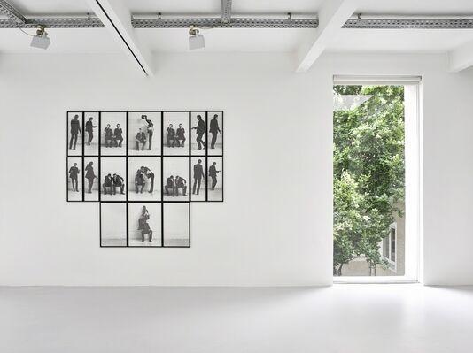 Einblick/Ausblick, installation view