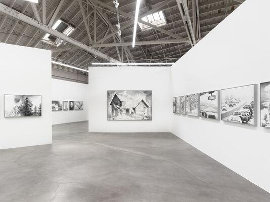 Elegy, installation view