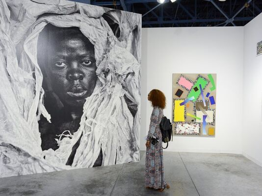 Stevenson, Cape Town and Johannesburg at Art Basel in Miami Beach 2016, installation view