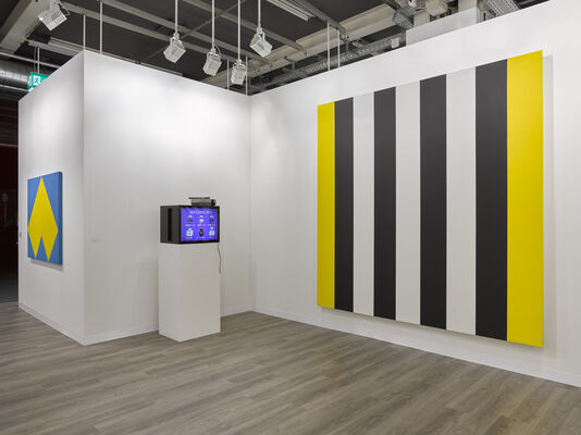 Lisson Gallery at Art Basel 2018, installation view