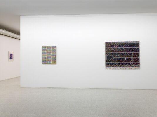 Figurative Geometry, installation view