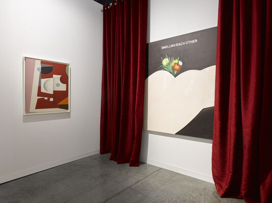 Lisson Gallery at Art Basel in Miami Beach 2019, installation view