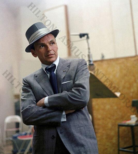 Sid Avery, 'Frank Sinatra - Kings Go Forth', 1954