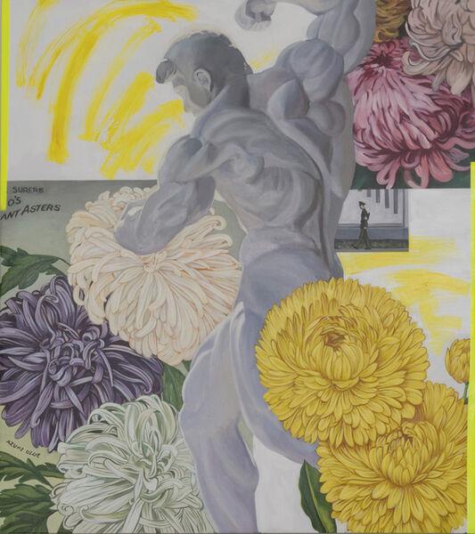 Liu Ding, 'Chrysanthemum', 2016