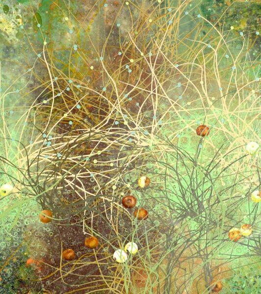 Michael Porter, 'Beside the path 01-07-14', 2014