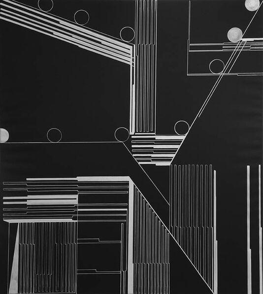 Vargas-Suarez Universal, 'Vector Motion Array', 2014