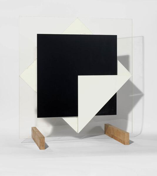 Peter Lowe, 'Study for Interlocking Squares', ca. 1968