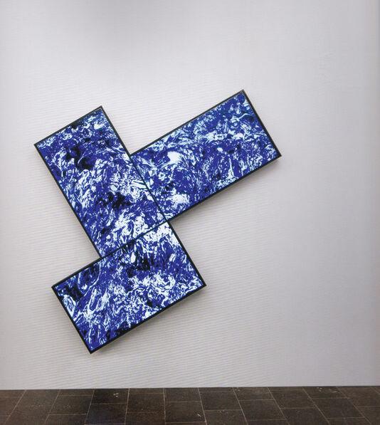 Fabrizio Plessi, 'Digital Wall', 2016