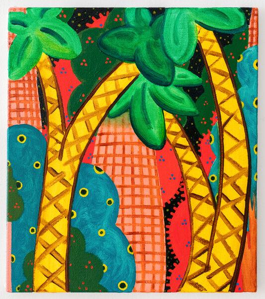 André Ethier, 'Untitled (Pattern Jungle #1)', 2017